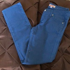 Paris Blues Straight Leg Jeans